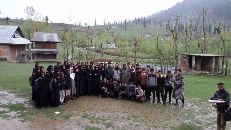 Student delegation
